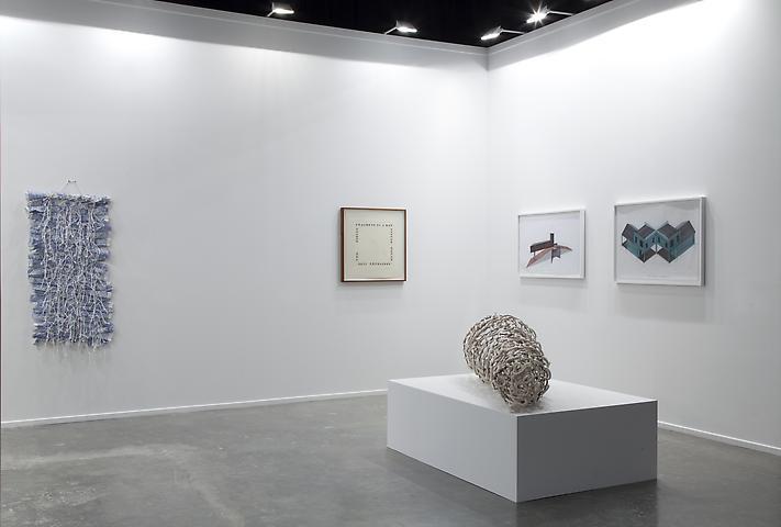 Alexander Gray Associates Art Dubai 2014 Installation view