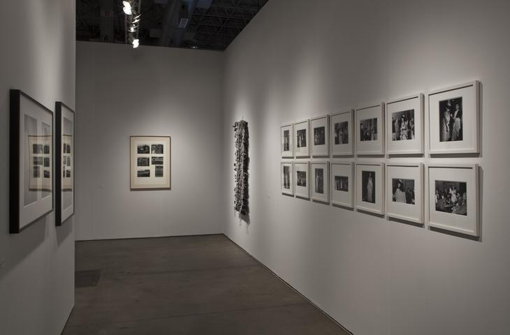 Alexander Gray Associates Expo Chicago 2016 Installation view