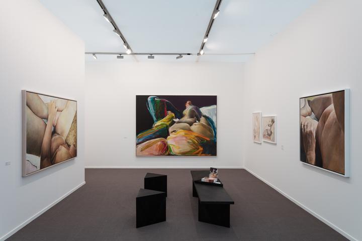 Alexander Gray Associates Frieze Masters 2016 Installation view