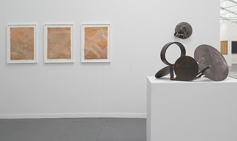 Alexander Gray Associates Frieze New York 2014 Installation view