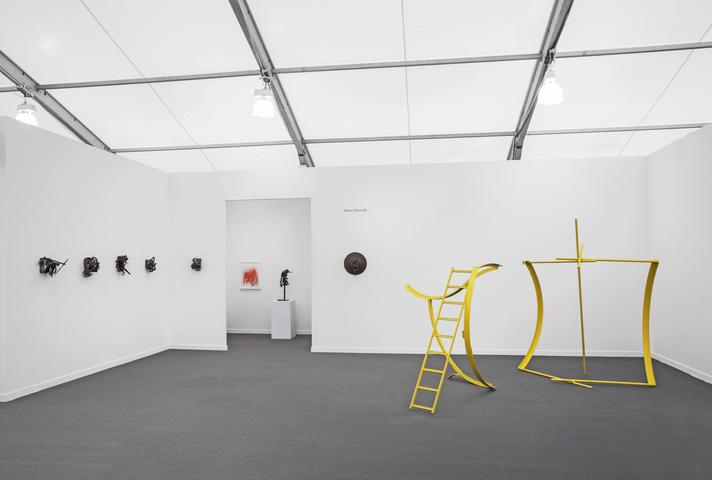 Alexander Gray Associates Frieze New York 2016 Installation view