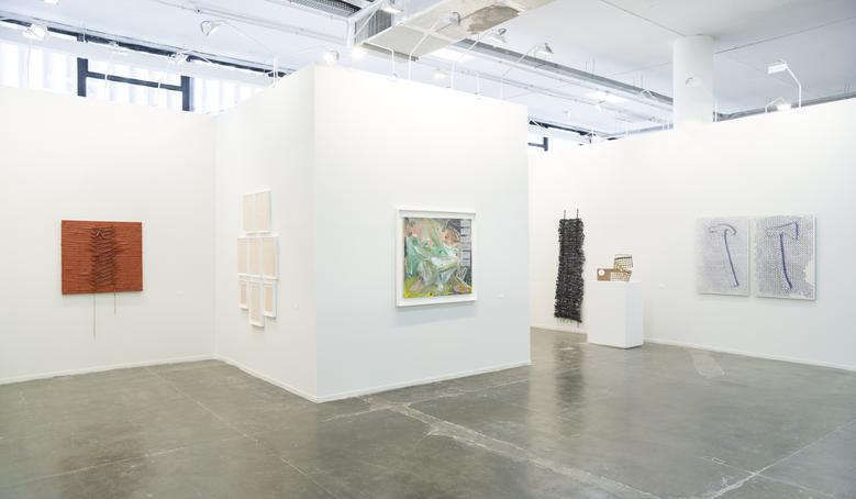 Alexander Gray Associates SP-Arte 2017 Installation view