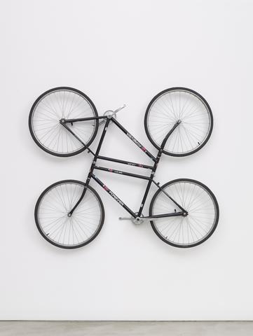 Ai Weiwei, Untitled (2006) Mixed media 60.63h x 72.83w x 7.1d in (154h x 185w x 18d cm)