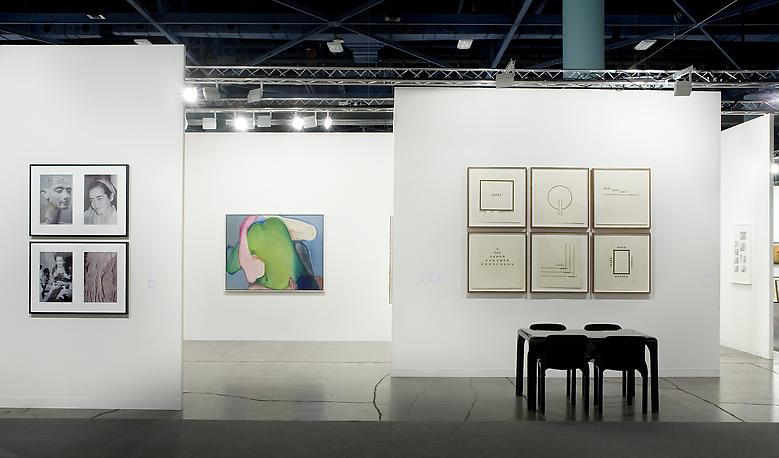 Alexander Gray Associates Art Basel Miami Beach 2011 Installation view