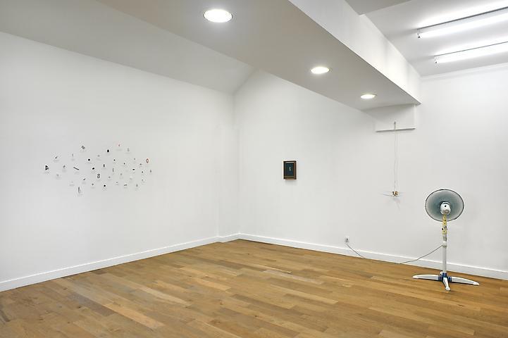 Luis Camnitzer  Installation view, Cortex Athletico (2014)