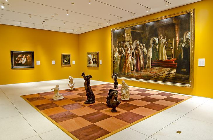 Luis Camnitzer: Art in Response Installation view, Museo de Arte de Ponce (2012)
