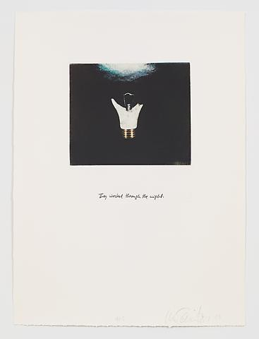 They Worked Through the Night (1983-84) Photo etching in 35 parts; 29.53h x 21.65w in (75.01h x 54.99w cm) Edition of 15 with 1 AP