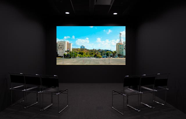 The Empty Plaza / La Plaza Vacia (2012) Johnson Museum of Art, Cornell University, Ithaca, NY, 2013