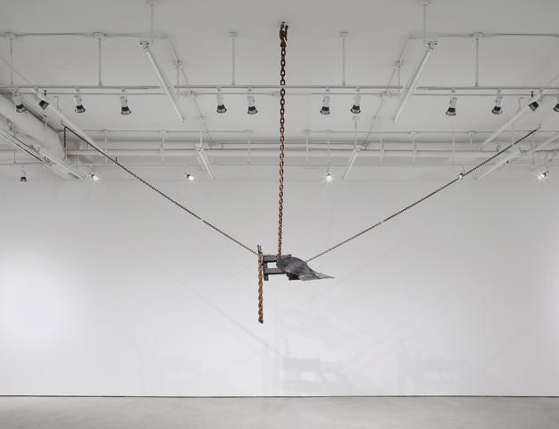 Agricole (2016) Welded steel and chains