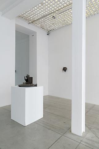 Melvin Edwards Galerie Anne de Villepoix (2014); installation view