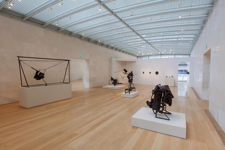 <i>Melvin Edwards: Five Decades</i>, Installation View, Nasher Sculpture Center (2015)