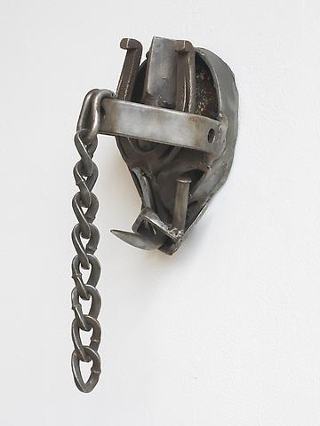 Spring (1973) Welded steel 11h x 6w x 8d in (27.94h x 15.24w x 20.32d cm)