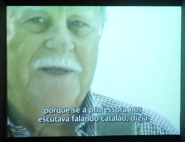 Els Segadors (The Reapers), 2001  8a Bienal do Mercosul, 2011