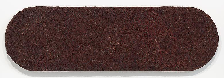 Rosetta (1977) Oil and Dorland's wax on canvas 14h x 45.5w in (35.56h x 115.57w cm)