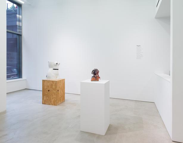Haptic, Installation View, Alexander Gray Associates (2016)