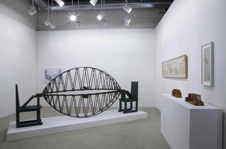 Alexander Gray Associates Art Basel 2015 Installation View