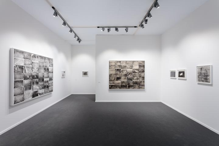 Alexander Gray Associates Frieze Masters 2015 Installation view