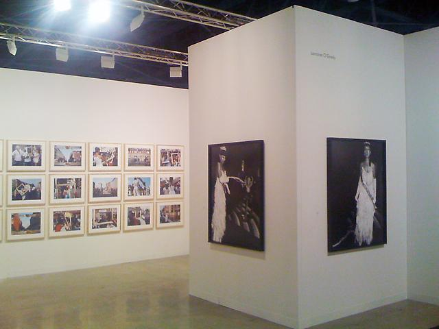 Lorraine O'Grady, Installation view, Art Basel Miami Beach 2009