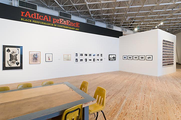 Radical Presence: Black Performance in Contemporary Art (2012) Installation view Contemporary Arts Museum, Houston (2012)