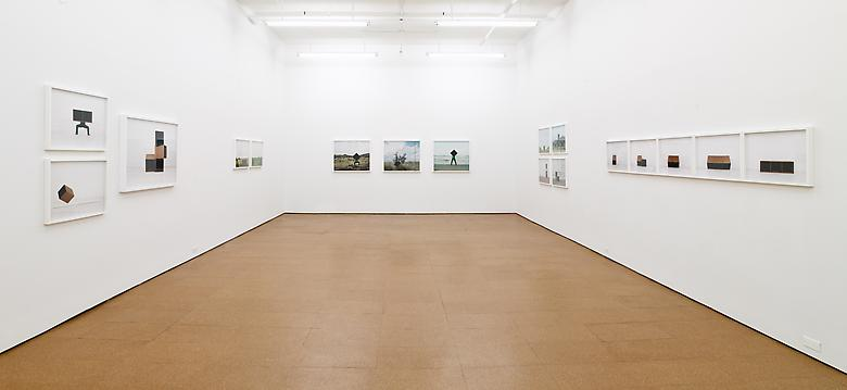 Dawit L. Petros, Mahber Shaw'ate (Association of 7) Installation view Alexander Gray Associates (2011)