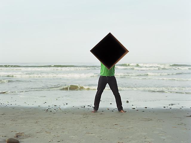 Dawit L. Petros Single Cube Formation, No. 2, Santa Barbara, 2011 Chromogenic digital print; 30h x 36w in; Edition of 5 with 1 AP