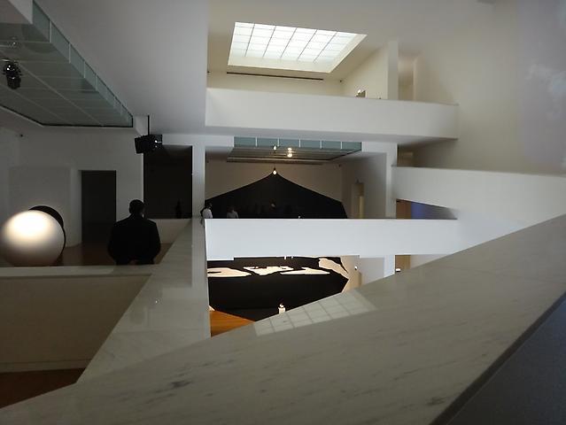 Installation View (2011) Fundação Ibere Camargo