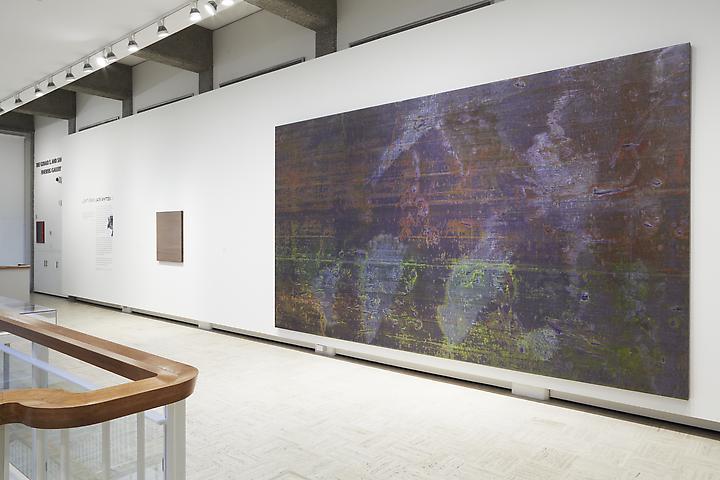 The Pariah Way (1973) Rose Art Museum (2013); installation view