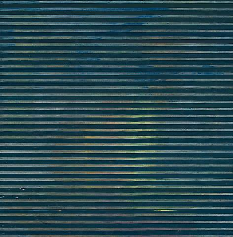 Jack Whitten  Untitled II, 1974-1975 Acrylic on canvas; 41.8h x 41.8w in (106.2h x 106.2w cm)