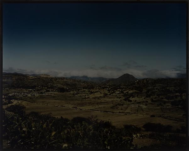 A Total Instance of Reflexivity, Sigeneity, Eritrea/Naivasha, Kenya (2008) Detail C-prints, painted plywood and Plexiglas 48h x 60w x 4d in (121.9h x 152.4w x 10.16d cm); Edition of 3 with 1 AP