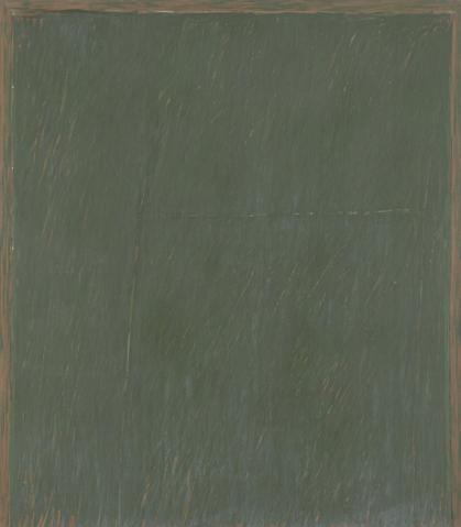 SSP-67 #8 (1967) Oil on linen 80h x 70w in (203.2h x 177.8w cm)