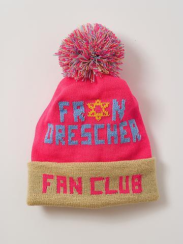 Fran Drescher Fan Club (2007) Hat 12h x 9w in (30.48h x 22.86w cm)