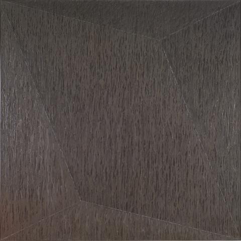 Mirror (SR-PT-70 #2) (1970) Oil on canvas 8h x 80w in (20.3h x 203.2w cm)