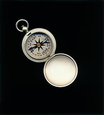 Compass (2003) Inkjet print 39.41h x 35.63w in (100.1h x 90.5w cm)