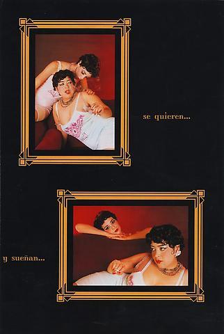 Paquita and Chata (1996) Photography