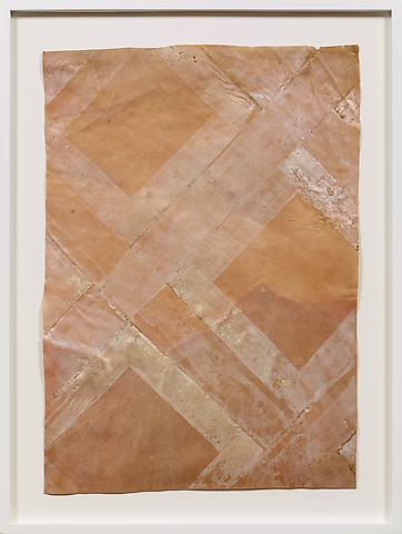 Heidi Bucher  Untitled (c. 1980s) Latex, cotton; 26.5h x 19w in (67.3h x 48.3w cm)