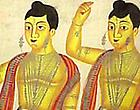 Kalighat Paintings, Thumbnail