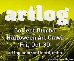 Collect Dumbo Halloween Art Crawl