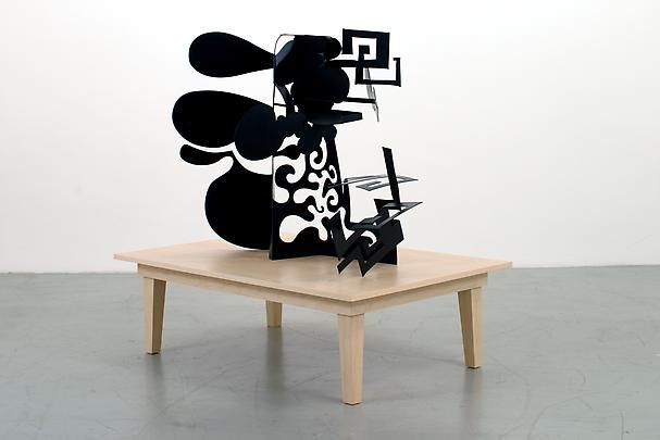 carroll dunham sculptures. Black Bedroom Furniture Sets. Home Design Ideas