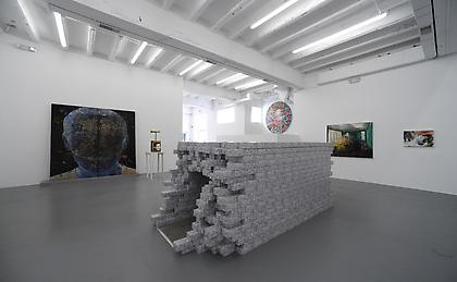 ACADEMY 2012 - installation view