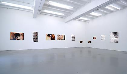 JEREMY KOST Between the Lines - installation view May 2011
