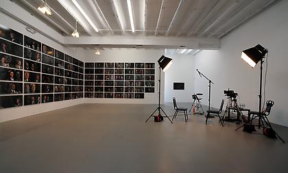 LINCOLN SCHATZ The Network 2013, installation view, CONNERSMITH.