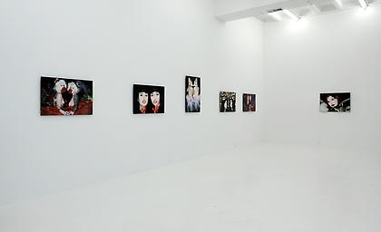 VICTORIA F. GAITÁN Scenes of Mild Peril Installation view