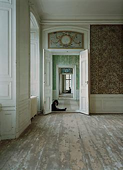 MARIA FRIBERG duration 2 2012, cibachrome, laminate, wood, 43.25 x 34.75 inches, ed: 5
