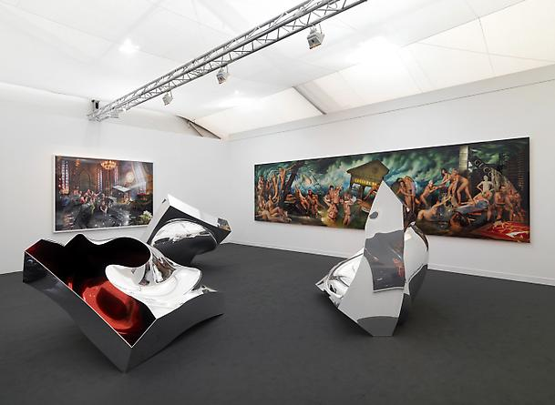 Frieze Art Fair, UK, 2007