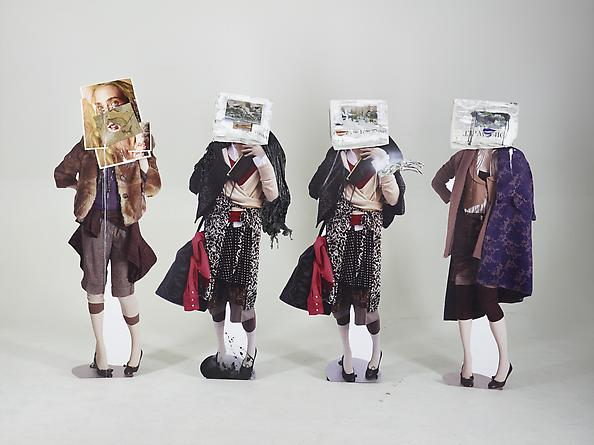 The Four Bargain Hunters of The Shopocalypse