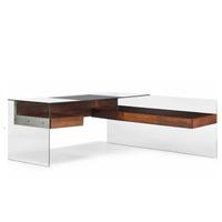 Glass Desk, Large, 1967
