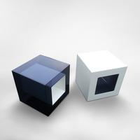 Cube Plexi Couleur, 2014