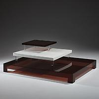 3 tier low table, 1972