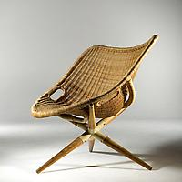 Tripod Chair, 1949