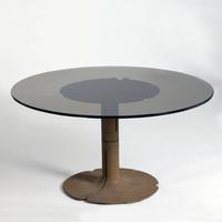 Elysee Pedestal Table, 1971